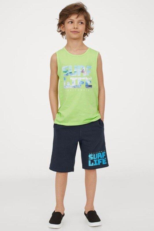 Майка для мальчика h&m: 150 грн - футболки, майки h&m в Днепропетровске (Днепре), объявление №26779376 Клубок (ранее Клумба)