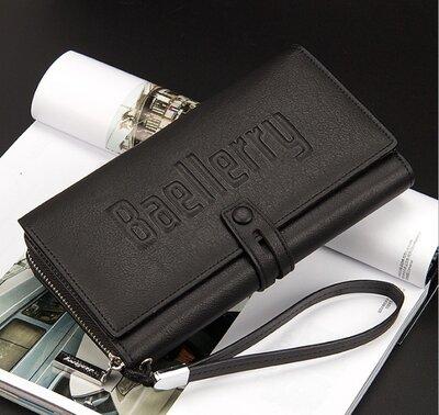 Мужское портмоне - клатч Baellerry Guero 2 цвета 151393чк