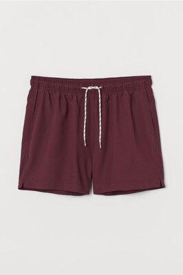 Мужские пляжные шорты H&M. Размеры С, М, Л