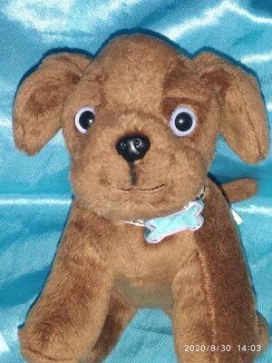 шикарная мягкая игрушка питомец куклы Glitter Girls by Battat Щенок Battat Англия оригинал