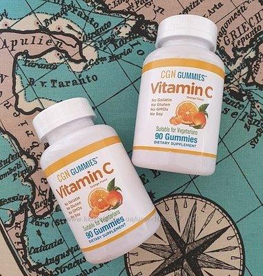 California Gold Nutrition, жевательный витамин C, 90 шт.Для детей с 4 лет.