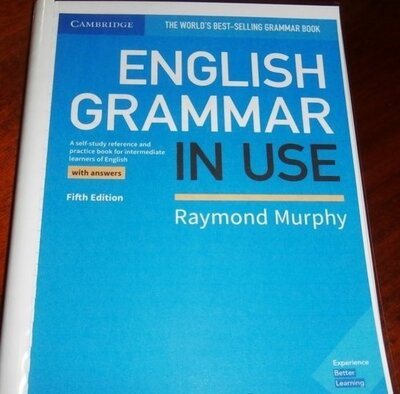 English Grammar in Use 5th Edition Book
