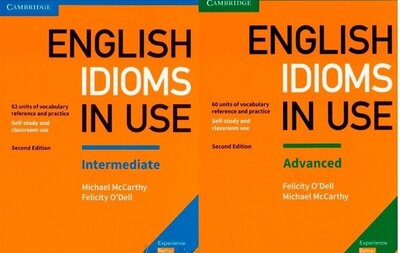 English Idioms in Use Second Edition Intermediate, Advanced with answer