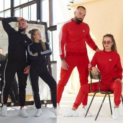 Парные спортивные костюмы Adidas