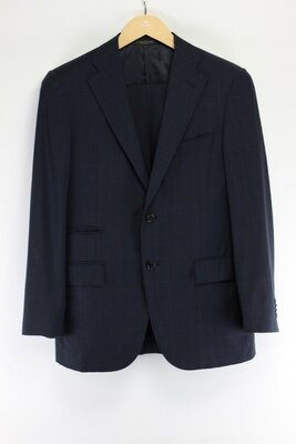 Классический деловой костюм в стиле brioni isaia kiton canali boglioli zilli Stefano ricci tom ford