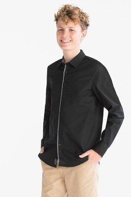 Бавовняна сорочка, р.158/164, C&A, Німеччина / рубашка