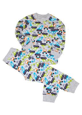 Детская пижама интерлок рост 80 - 146