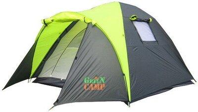 Палатка 3-х местная GreenCamp GC 1011 280x200x150 см