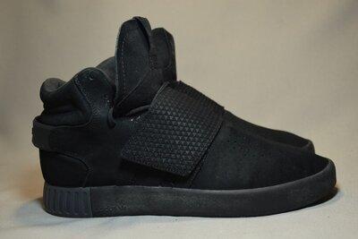 Кроссовки Adidas Originals Tubular Invader Strap ботинки мужские кожаные. Оригинал. 43 р./27.7 см.