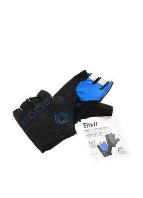 Crivit® Мужские функциональные вело/фитнес перчатки, 9 размер