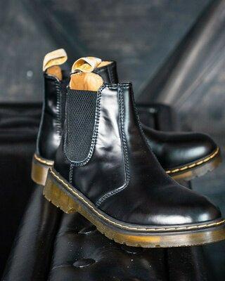 Ботинки демисезонные Dr. martens1460 Chelsea Black