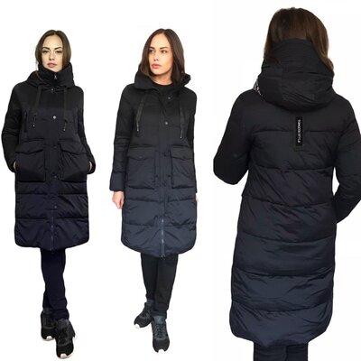 Теплая Зимняя Парка Куртка Tongcoi Фабрика Китай Размеры 42-52 в наличии