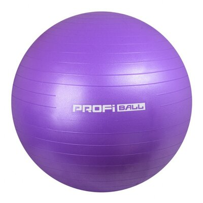 Мяч для фитнеса-65см M 0276 Фиолетовый