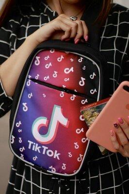 Мини Рюкзак рюкзачек сумочка сумка женская через плечо Likee Tik Tok