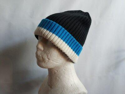 Мужская подростковая шапка унисекс немецкого бренда accessoires by Takko Fashion