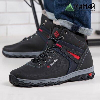 Зимние мужские ботинки -20°C / черевики сапоги кроссовки Кб 10