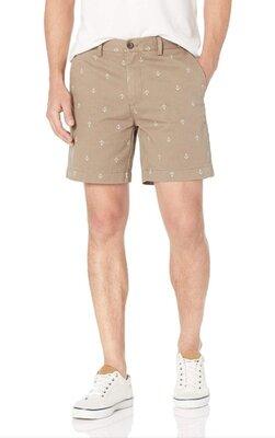 Мужские шорты amazon essentials men´s slim-fit 7 short