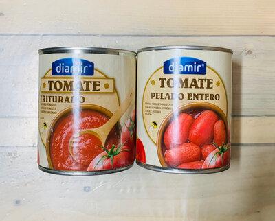 Продано: Помидное пюре Diamir Tomate 800грамм ,Испания