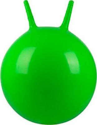 Фитбол зеленый салатовый мяч для фитнеса 45 см MS 0380