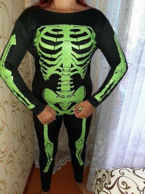 Карнавальный костюм Скелет, Кощей.