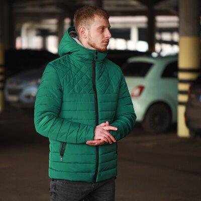 Мужская Зимняя Куртка. Топ Качество. Выбор Цвета. По Акции