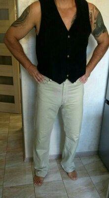 Джинсы на высокого парня. Мужские джинсы. H&M.