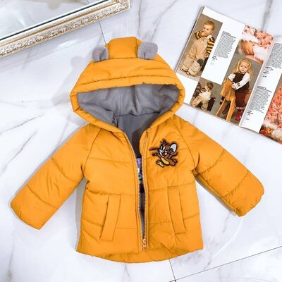 Продано: Курточка демисезонная Джери