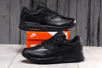 Кроссовки мужские Nike Air Max M 90, черные