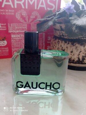 Чоловіча парфумована вода Gaucho Farmasi