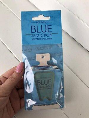 Автопарфум blue seduction antonio banderas