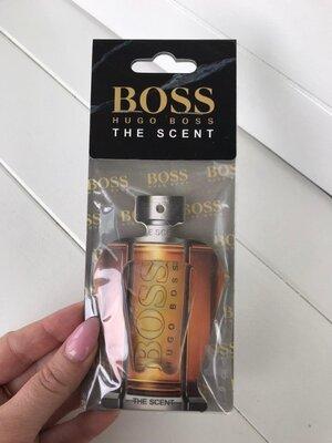 Автопарфум hugo boss the scent