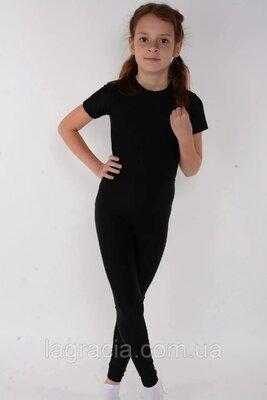 Детские лосины для танцев и гимнастики разные цвета рост от 98 до 155 см