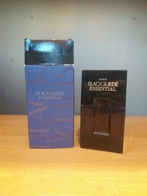 Продано: -60% Мужская туалетная вода Avon Black Suede Essential блэк сюд эссеншл эйвон ейвон