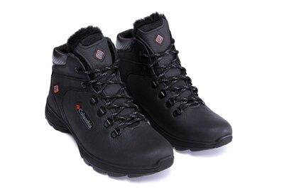 Распродажа зимние мужские ботинки , кожаные мужские зимние кроссовки