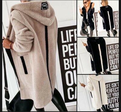 Продано: Пальто альпака, 4 цвета точно такая как на фото лучшее качество фабричный Китай, качество