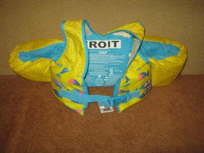 детский спасательный жилет speedo 14 - 23 кг