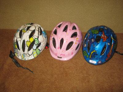детские велошлемы 45-50 см Германия alpina abus