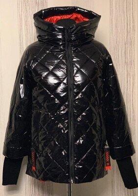 Продано: Женская куртка Деми 48-56