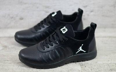 Мужские кроссовки Jordan 23 из натуральной кожи