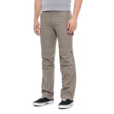 Мужские штаны трекинговые 2 в 1 quechua convertible оригинал из сша