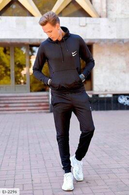 Мужской костюм Nike Найк EI-2296 турецкая двух нитка высокого качества расцветки