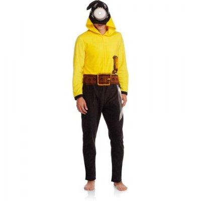 Миньон Пират кигуруми 48 слип пижама человечек
