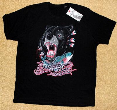 Шикарная футболка FANPAC® LONDON Parkway Drive р.XL