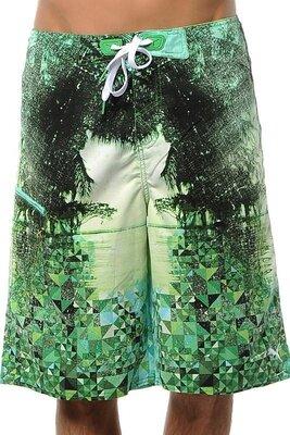 Комбинированные спортивные шорты, шорты для плавания puma long board shorts