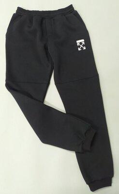 Спортивні теплі штани для хлопців підлітків р. 134-158