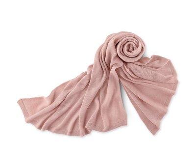 Вязанный структурный шарф-шаль от Tchibo германия размер 80 на 215 см