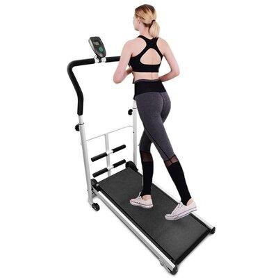Беговая дорожка механическая - эффективный тренажер для похудения