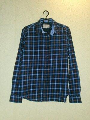 Рубашка теплая мужская М, Racing Green