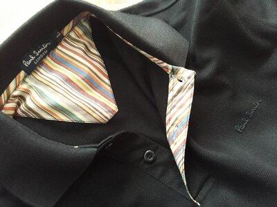 Фирменная новая футболка поло Paul Smith на размер 52-54