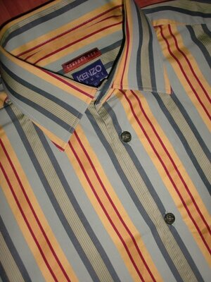 рубашка Kenzo Homme - Comfort Fit